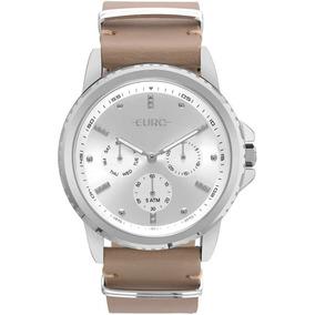 1be3d9e5e4d 3c Feminino Relogio Euro Eu2035yao - Relógios De Pulso no Mercado ...