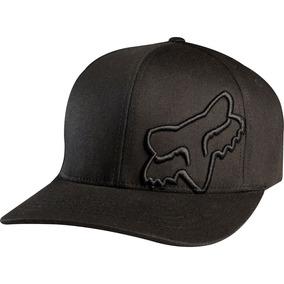 Gorra Fox Flexfit 45 Negro Cachucha