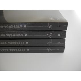Kpop Bts Album Cd Love Yourself Tear 4 Versões Y O U R