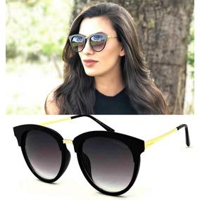 75ff4e8cd3681 Oculos De Sol Feminino Redondo Outras Marcas - Óculos no Mercado ...