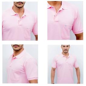b49ab7e786 Polos    Camisa Polo Sports 114   Camisas Qualidade Excelent. 4 cores. R   159 99
