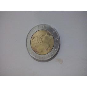 Moeda 500 Libras Italia