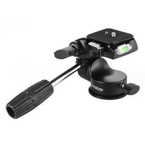 Andoer 3-dimensional Fluid Drag Camera Cabe?a Fotogrfica