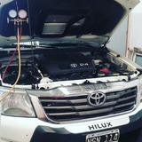 Carga Aire Acondicionado R134 Gas Ecologico Autos Zona Oeste