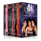 Serie Charmed 1 A 8 Temporada 48 Dvds C/ Caixa E Capa!