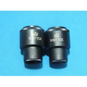 Oculares Nikon Nwf10x P/microscopio Y Estereoscopio