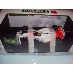 Miniatura Ayrton Senna Gp Do Brasil De 1993.modelo Raro.