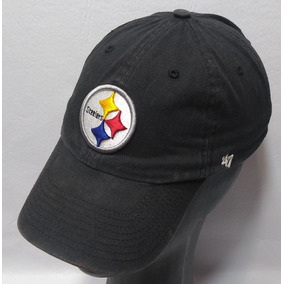 8c1cd38b31a69 Gorra Cap Pittsburgh Steelers Team Nfl Talle Adulto