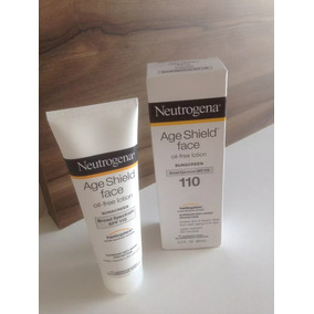 Neutrogena Age Shield Face Spf 110 Protetor Solar 88ml