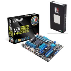 Procesador Amd Fx 9590+ Tarjeta Madre Asus 990fx