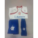 Uniforme De Goleiro Completo Do Flamengo - Futebol no Mercado Livre ... a2106c585f635