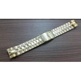 56a7fcd1052 Pulseira Invicta Dourada 14503 - Relógios no Mercado Livre Brasil