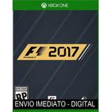 Formula 1 2017 F1 - Xbox One - Original Dig