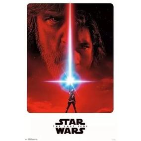 Posters Star Wars - Guerra Nas Estrelas - Jedi 57x85cm