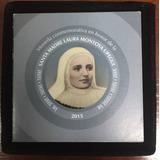 Moneda Madre Laura Montoya Colombia 5000 Pesos 2015