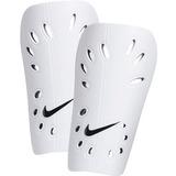 Canilleras De Futbol Nike J Guard Sp0040-101 - Blanca
