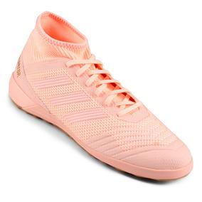 Chuteira Adida Predator Futsal Rosa - Chuteiras Adidas para Adultos ... de11c09a86e96