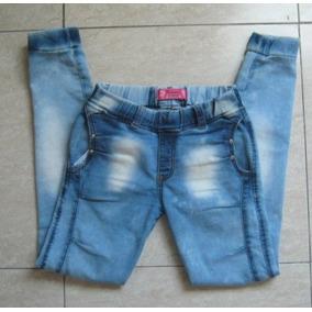 Pantalon De Mezclilla 16 Strech Marca Foxx Xs