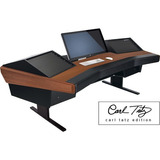 Argosy Dual 15 Workstation Desk With Two Dr800 Front 8 Ru (c 56a8a1123220b