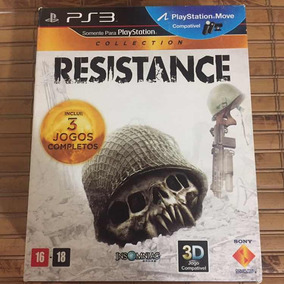 Jogo Ps3 - Resistance Collection Ps3