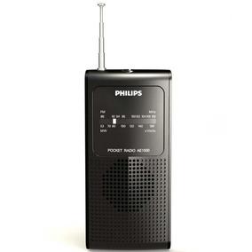 Rádio Portátil Philips Am/fm - Ae1500x