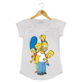 fd5d2ce83a Camiseta Simpsons, - Calçados, Roupas e Bolsas em Joinville no ...