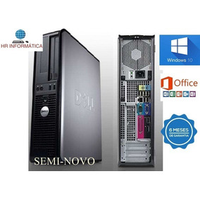 Cpu Dell Optiplex Core2duo / 2gb Ddr2 / Hd 500
