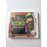 Luigis Mansion - Juego Nintendo 3ds Nuevo Y Sellado