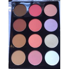 e0c69cf4f ... Maquillaje. Buenos Aires · Paleta Rubor Perfilado Profesional,maletin  Looks Mac Kylie,