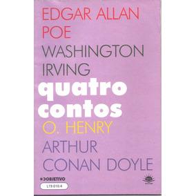 Livro Quatro Contos Edgar Allan Poe E Outros