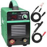 Máquina Solda Inversora Eletrodo Tig 140 A 110 220v Bx1