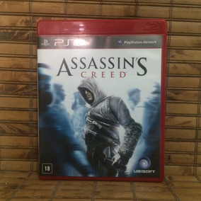 Assassins Creed Ps3 Original Midia Fisica