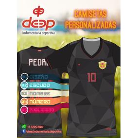 Camiseta Futbol Personalizada Pack - Camisetas en Mercado Libre ... 7dd7653bcdd37