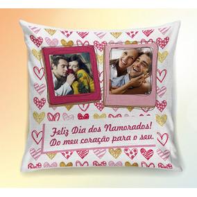 Presente De 2 Anos De Namoro Almofadas Decorativas No Mercado