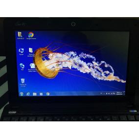 #12 Netbook Asus Eee Pc , Ram 1gb, Hd 250gb, Bat 6 Celdas