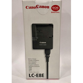 Carregador Canon Lc-e8e Para Bateria Lp-e8 / Original Lpe8