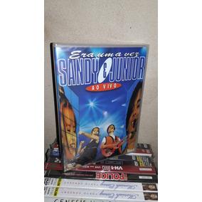 Dvd Era Uma Vez Sandy E Junior Original Lacrado