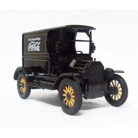 Ford Model T 1917 Coca-cola 1:24 Motor City Classics