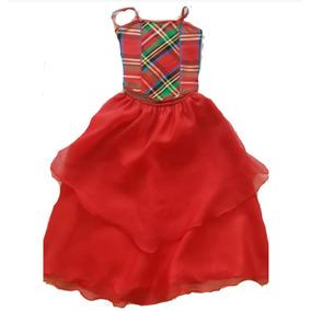 Vestido De Niña De Vestir Largo Talla 4 (2 Piezas)