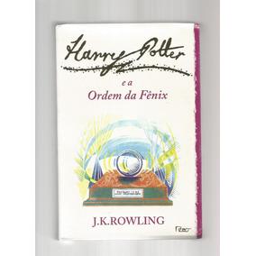 Livro Harry Potter E A Ordem De Fênix