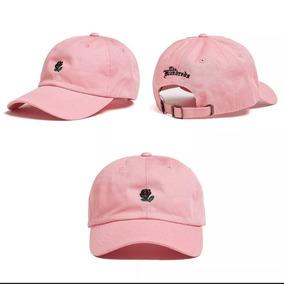 Boné The Hundreds Aba Curva Rose Dad Hat - Pronta Entrega 9e51876fee9