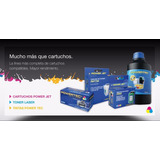 Combo Cartuchos Hp 6625a Alternativo Power Jet X 2 Unidades