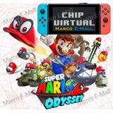Super Mario Odyssey Nintendo Switch +chip Virtual (lea 1ro)