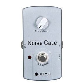 Pedal Joyo Noise Gate Jf-31 + Brinde