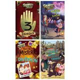 Diario 3 Gravity Falls + 3 Libros - A51 Digital