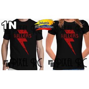 De Hombre Camiseta The Mercado Libre En Killers Camisetas Colombia CeodxBrW