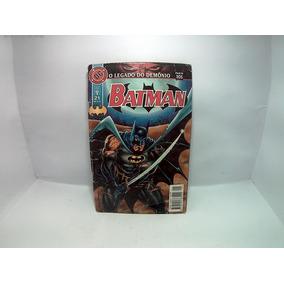 Hq Gibi Batman O Legado Do Demonio N. 21