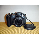 Camara Digital Canon Powershot S3 Is 6.0 Mgpx (02) *detalles