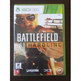 Battlefield: Hardline - Xbox 360 (mídia Física)
