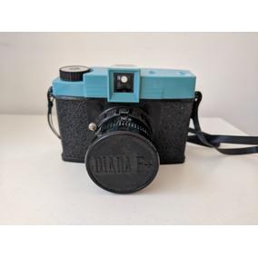Camera Diana F Analogicas E Polaroid - Câmeras no Mercado Livre Brasil 050f276386